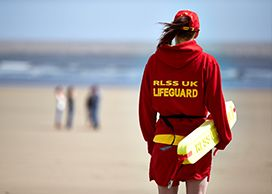 Lifeguard update @ Rügen